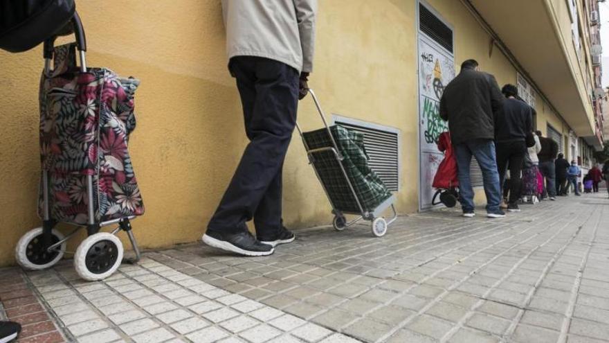 Aragón reduce su pobreza pese al covid al nivel más bajo de España
