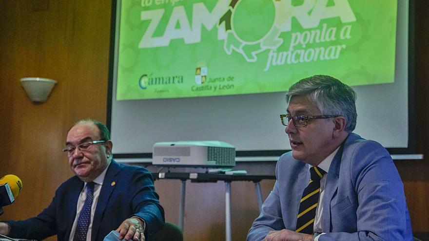 """La Cámara de Comercio exige a Hacienda un """"Plan Zamora"""" para los próximos seis años"""