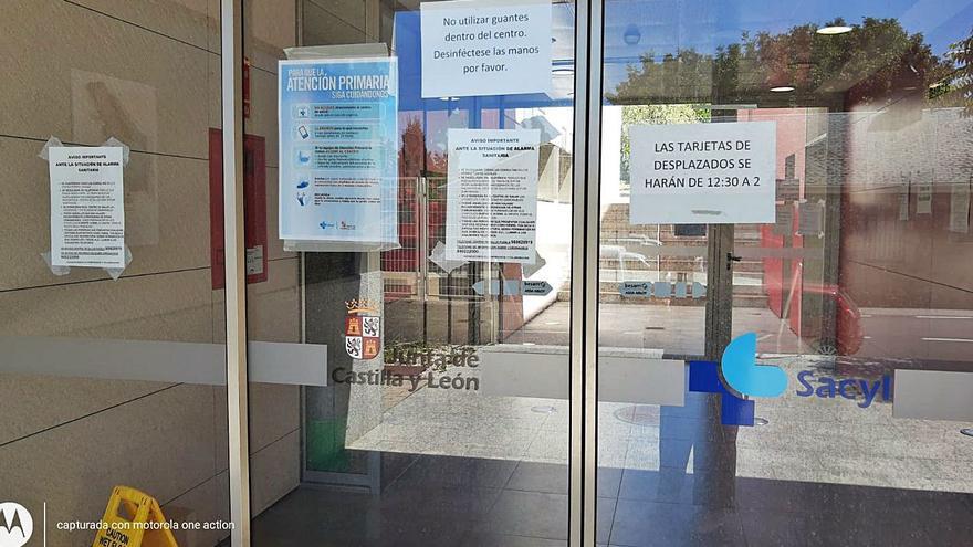 El Centro de Salud de Puebla de Sanabria reclama más personal médico y administrativo