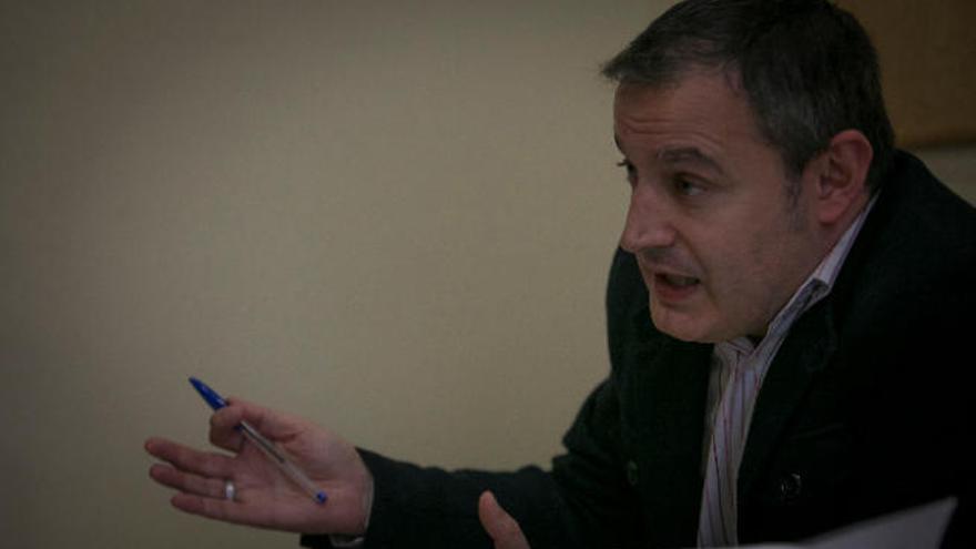 Errejón se desvincula de Más Canarias a las horas de presentarse la plataforma