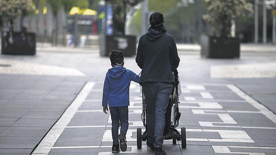 La natalidad cae a menos de cinco niños por mil habitantes en Zamora, la peor cifra histórica