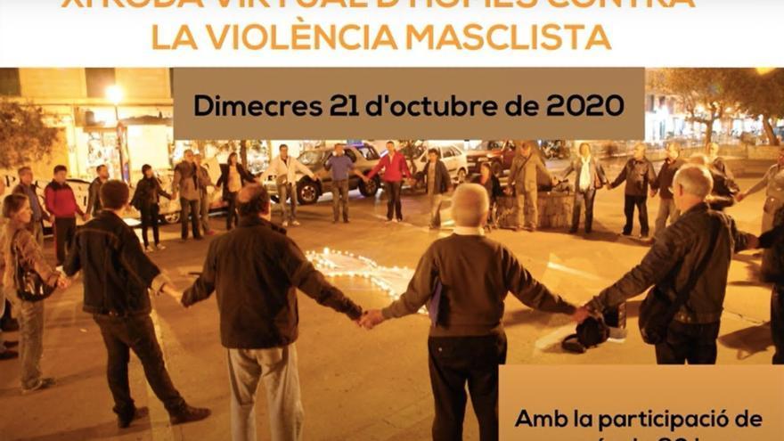 """Más de 80 hombres se unen para decir 'basta de violencia contra las mujeres"""""""
