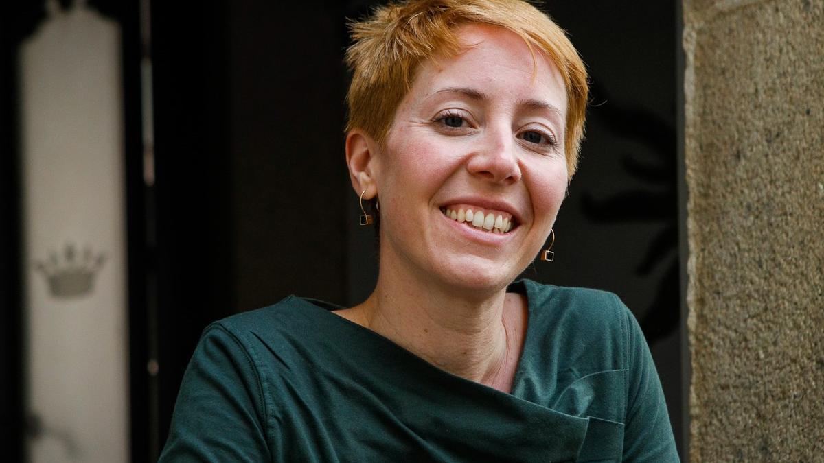 Lidia López Paniagua, directora de la Oair.
