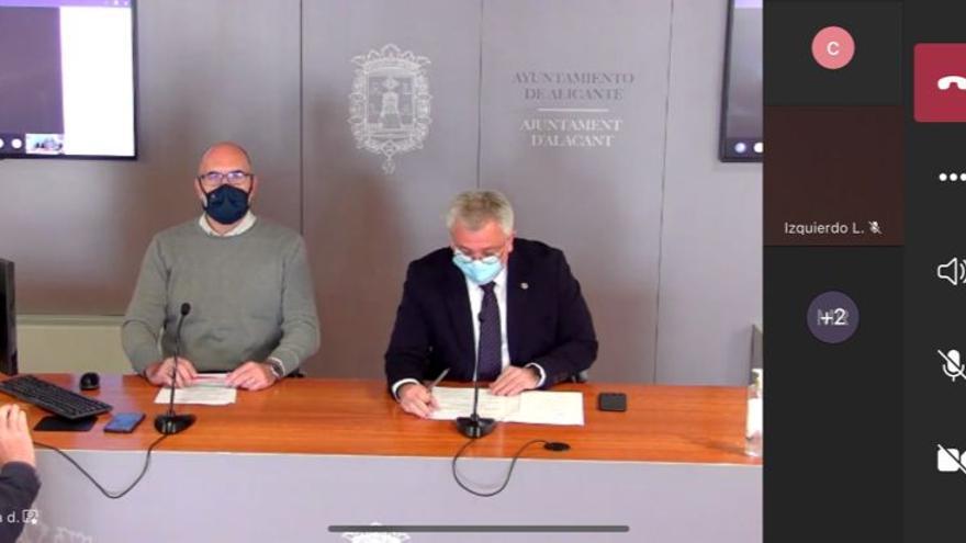 """El bipartito se alinea con el Consell en las medidas """"anticovid"""": """"Cumpliremos las restricciones que indique Sanidad"""""""