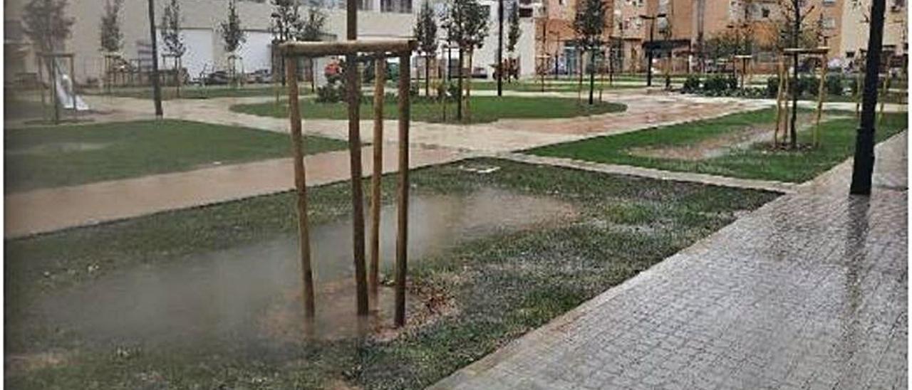 Nuevos sistemas de drenaje absorben el 60% del agua de lluvia y evitan las inundaciones | GUÍA BÁSICA PARA EL DISEÑO DE SUDS