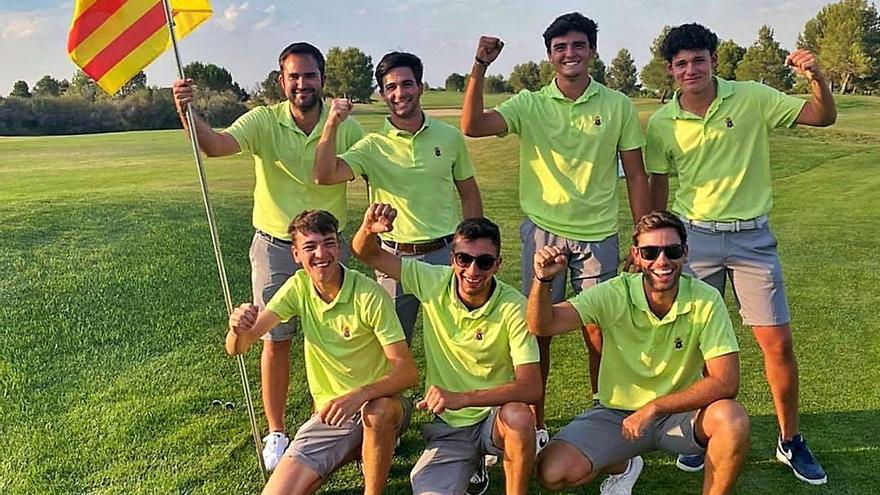 Balears cae ante la campeona Andalucía en el Nacional de golf