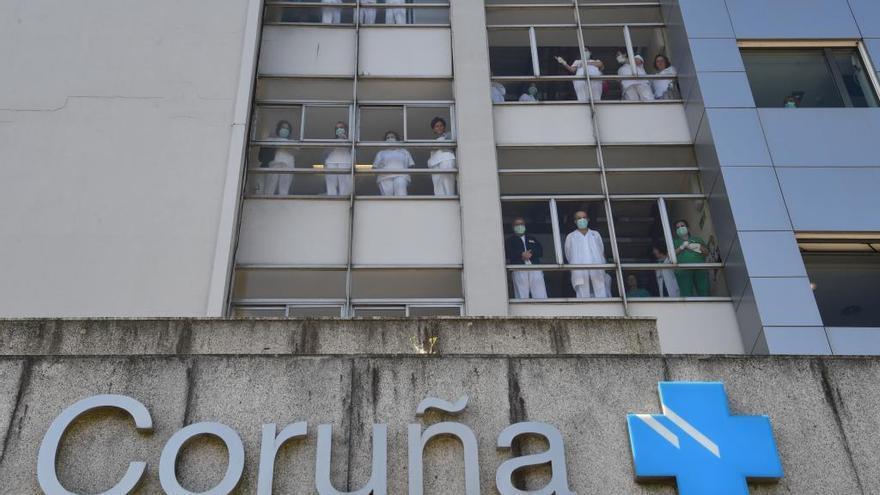 El Hospital de A Coruña completa tres trasplantes, uno doble, en una noche