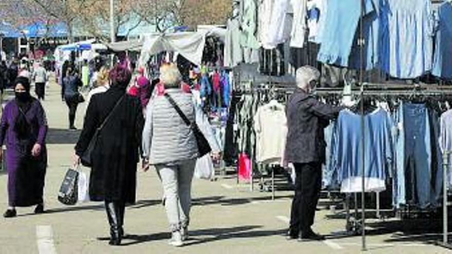 Figueres vol que el mercat torni ja al centre