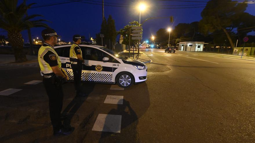 La Policía Nacional y la Guardia Civil de Castellón colaborarán para garantizar la seguridad en San Juan