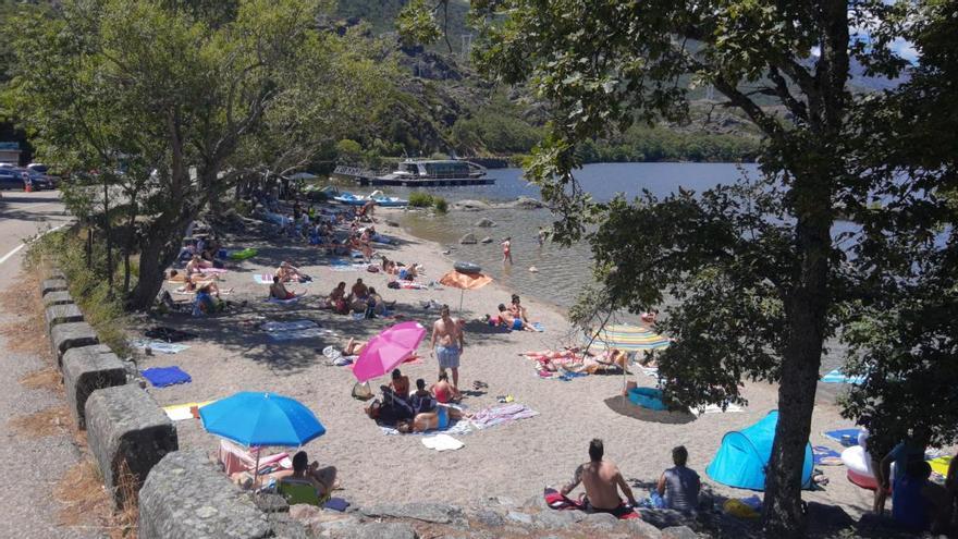 Doce playas fluviales de la provincia de Zamora estarán señalizadas con normas de uso para la seguridad