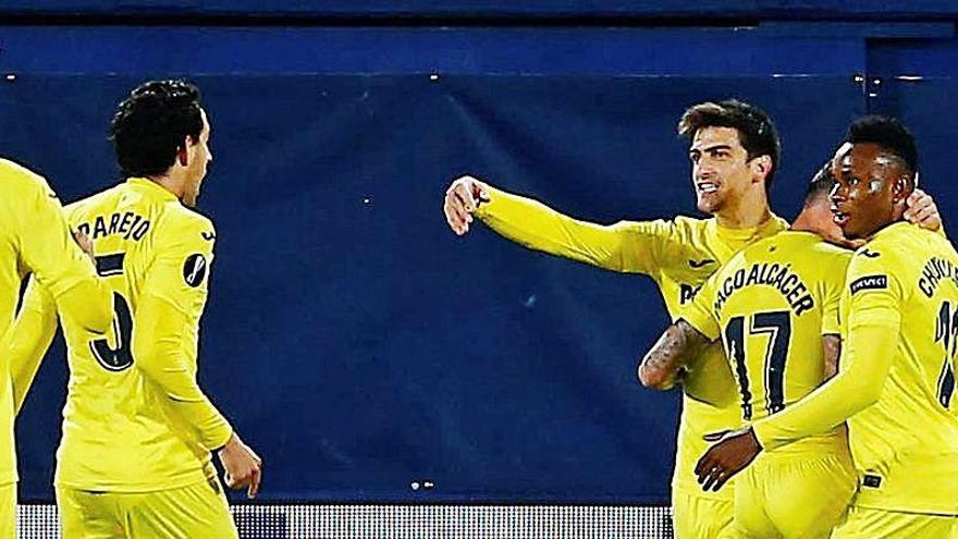 El Villarreal CF a semifinales... y contra el Arsenal