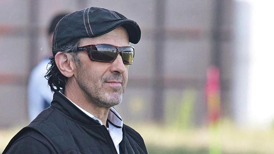 Jesús Benito, técnico de la UD Toresana. | J. L. F.