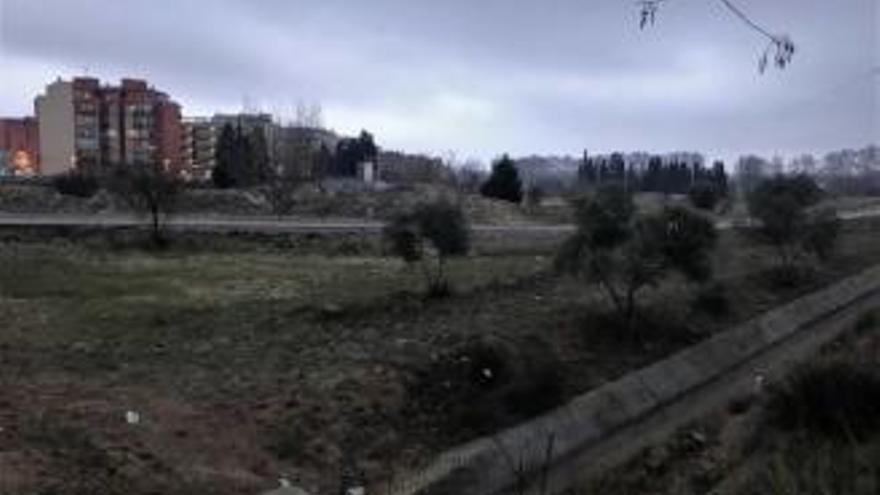 La Sareb impulsa un sector de Figueres aturat per la bombolla immobiliària