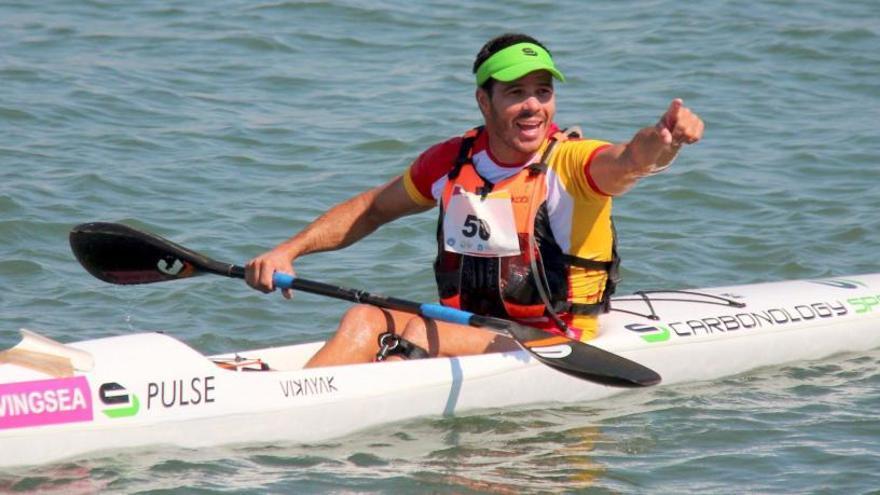 Once medallas para España en el Europeo de Kayak de La Vila