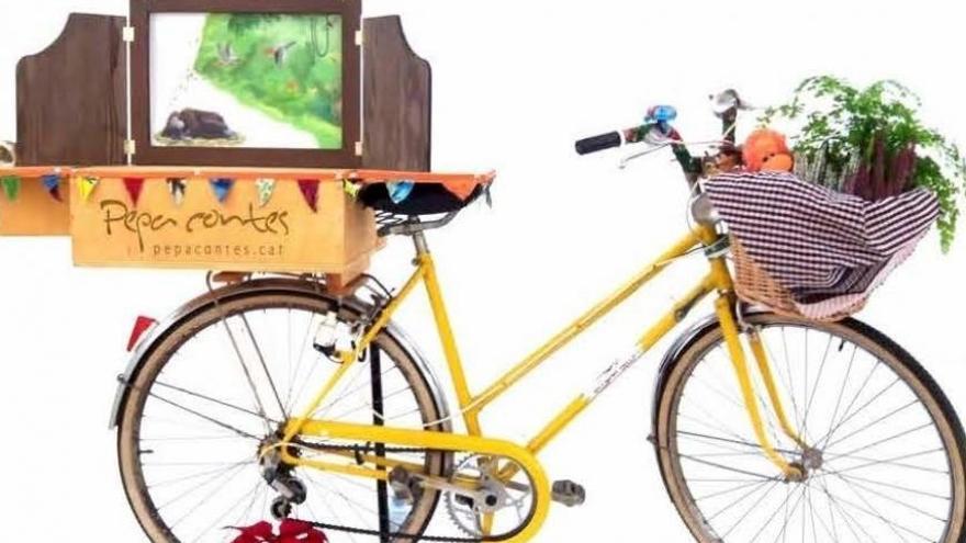 Hora del conte 'Contanadons: Kamishibai sobre rodes'