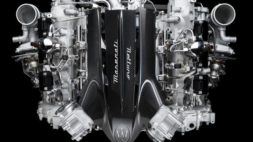 Maserati presenta el Nettuno, el motor que hará olvidar a Ferrari