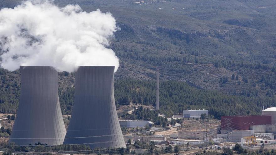 La nuclear de Cofrentes reduce un 30 % su producción por el desplome de la demanda