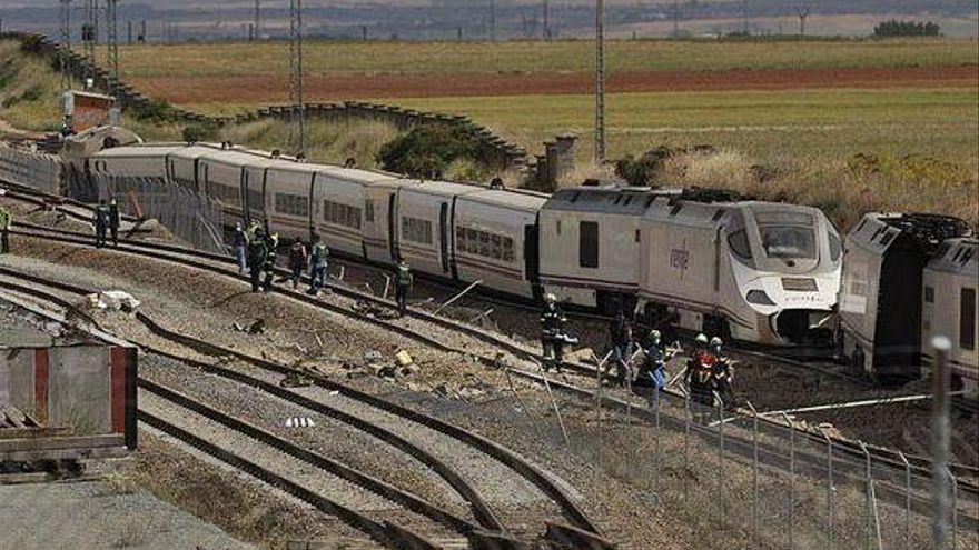 Pesadilla ferroviaria en La Hiniesta