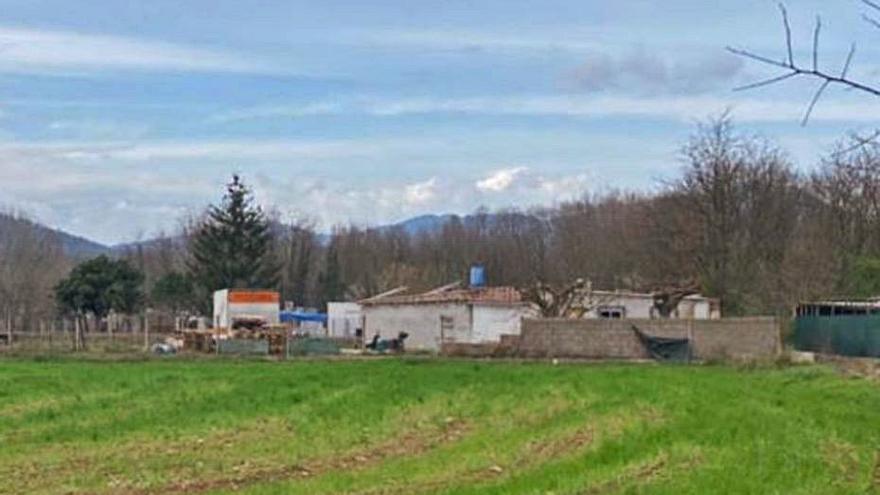 Veïns de St. Gregori alerten de construccions irregulars en una zona d'horts