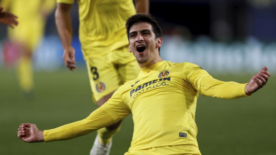 Gerard Moreno se convierte en el máximo goleador de la historia del Villarreal en Primera