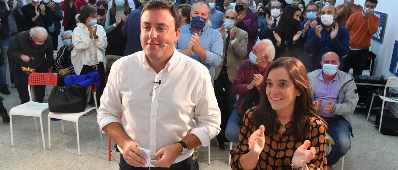 Valentín González Formoso llama a la militancia a participar el sábado en las primarias del PSdeG-PSOE
