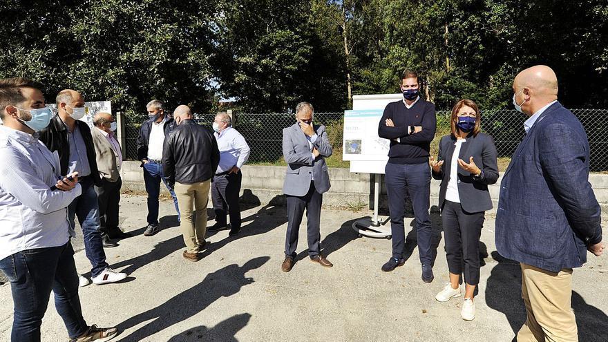La Xunta aprobará este año la ampliación pública del polígono de Toedo, que duplicará su espacio