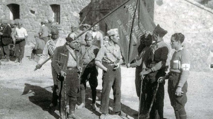 Dénia mostrarà per primera vegada les fotografies del front de la Guerra Civil que va fer un metge republicà