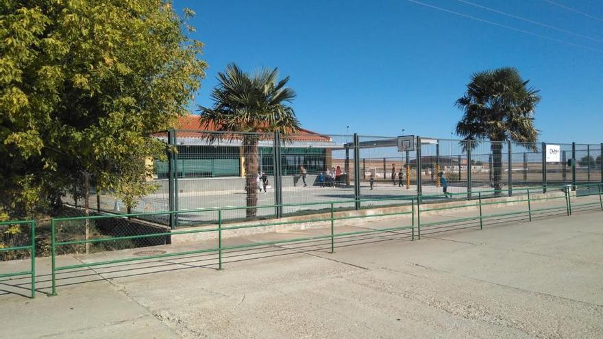 Colegio de Roales, en una imagen de archivo.