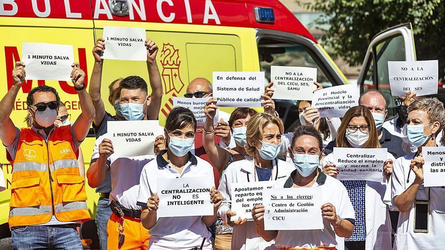 «Un minuto salva vidas», lema en defensa del CICU