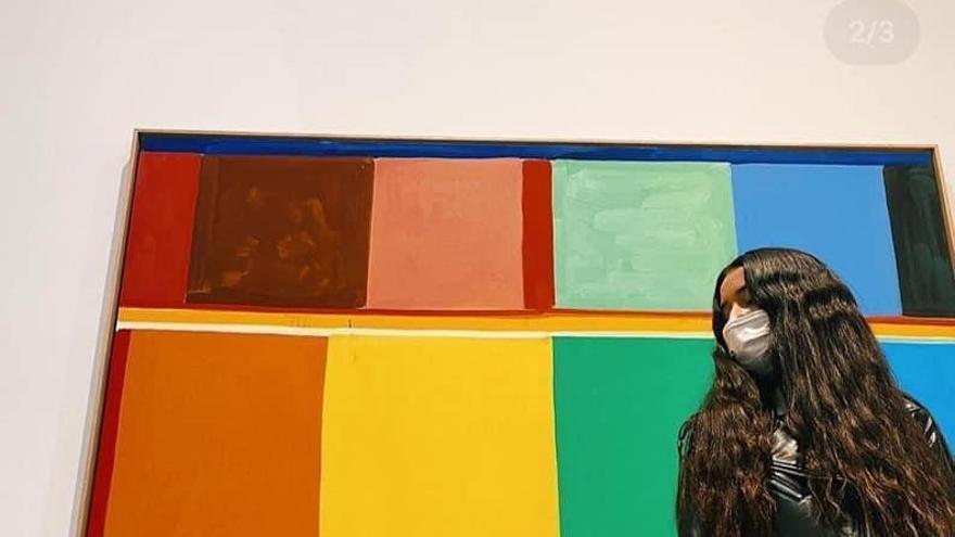 La magia del color de Stanley Whitney llega al Helga de Alvear