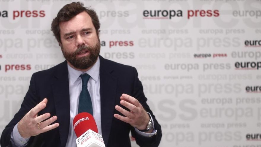 """Espinosa de los Monteros defiende la gestión económica de Trump pese a su """"personalidad"""""""