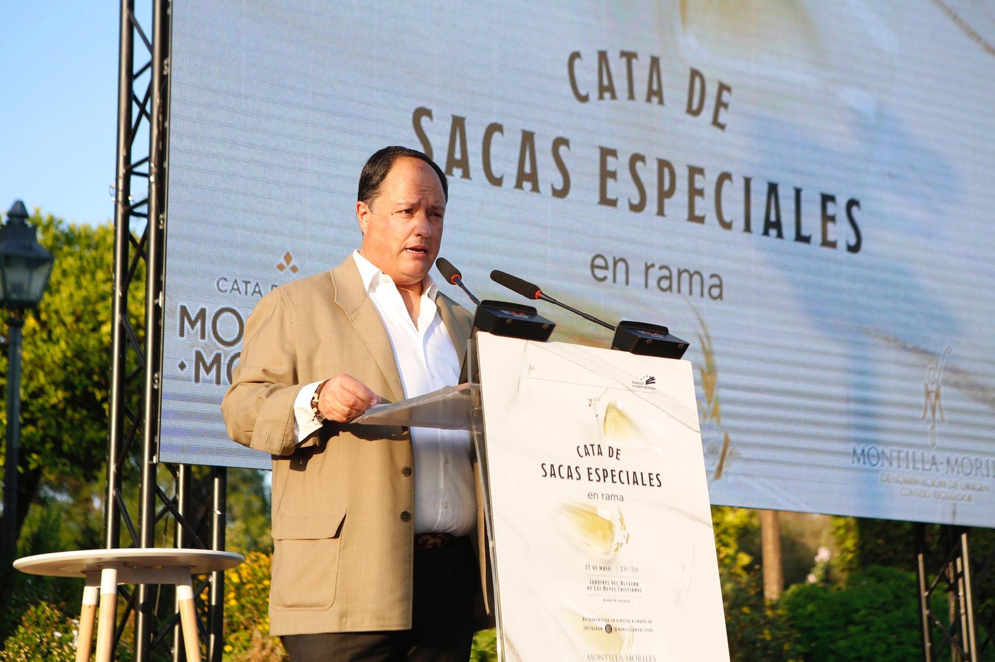 Cata dirigida de sacas especiales en el Alcázar de los Reyes Cristianos