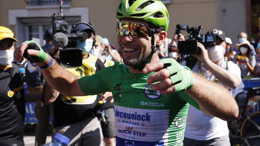 Ganador de la etapa 13 del Tour de 2021: Mark Cavendish