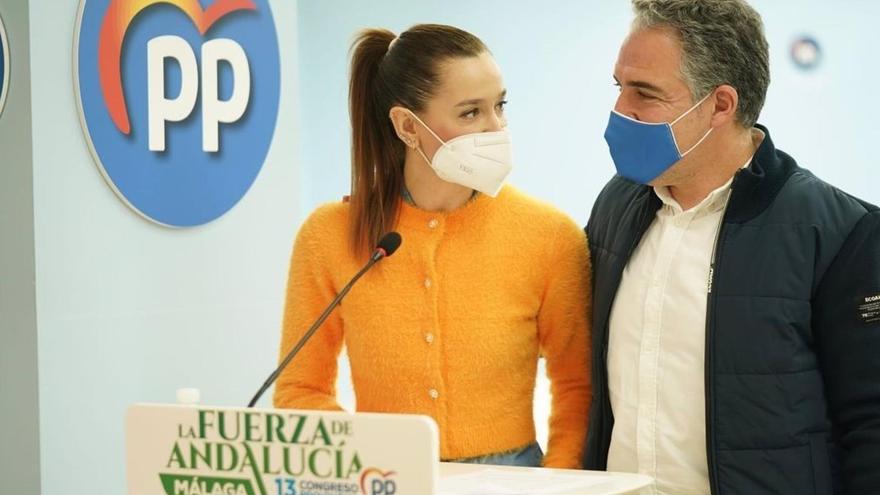 """Bendodo destaca que el proyecto político del PP ha situado a Málaga como """"referente mundial"""""""