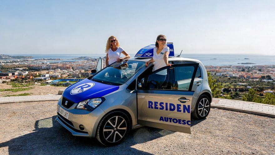 Sacarte el carnet de conducir en Ibiza es más fácil con un coche automático