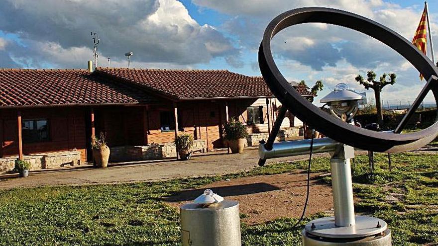 L'Observatori de Pujalt organitza, per demà al matí, una visita meteorològica i astronòmica