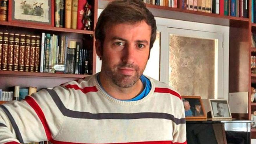 Albert Bertran Bas : «Parece que en este país no hay hueco para ser moderado»