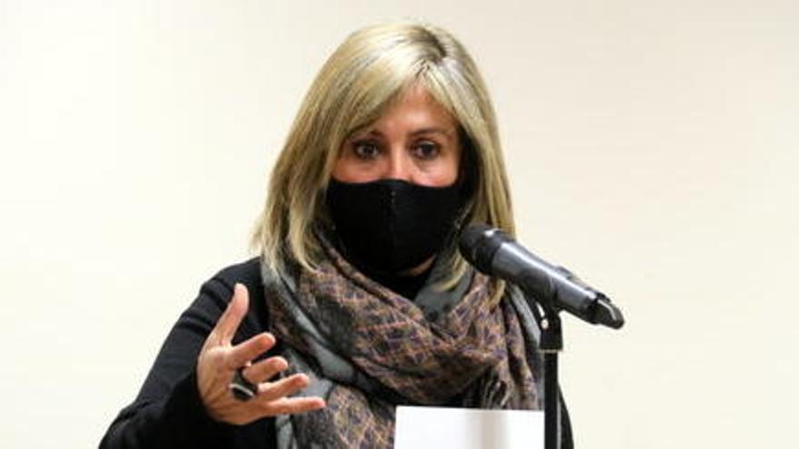 El jutjat imputa Núria Marín per les irregularitats al Consell Esportiu de L'Hospitalet