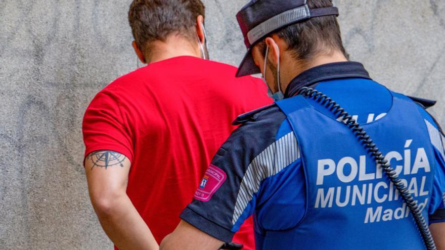 Detenido un hombre como presunto autor de una agresión sexual en Madrid