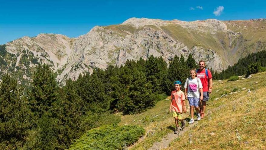 El Berguedà celebrarà el Festival de Senderisme dels Pirineus del 14 al 16 de maig