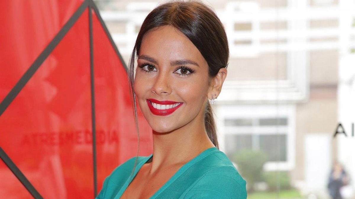 La presentadora Cristina Pedroche.