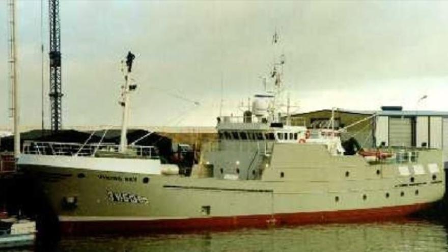 Atraca en Nueva Zelanda un buque vigués con 15 tripulantes contagiados de COVID