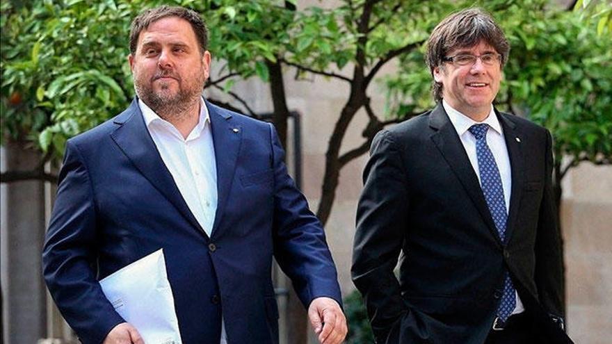 Baleares es el territorio donde Puigdemont consigue más votos fuera de Cataluña