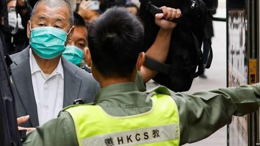 Condemnats a fins a 18 mesos de presó activistes prodemocràcia de Hong Kong per les protestes del 2019