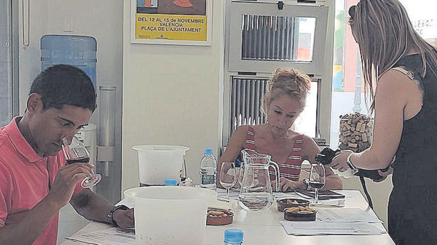 Proava busca los mejores vinos Valencia