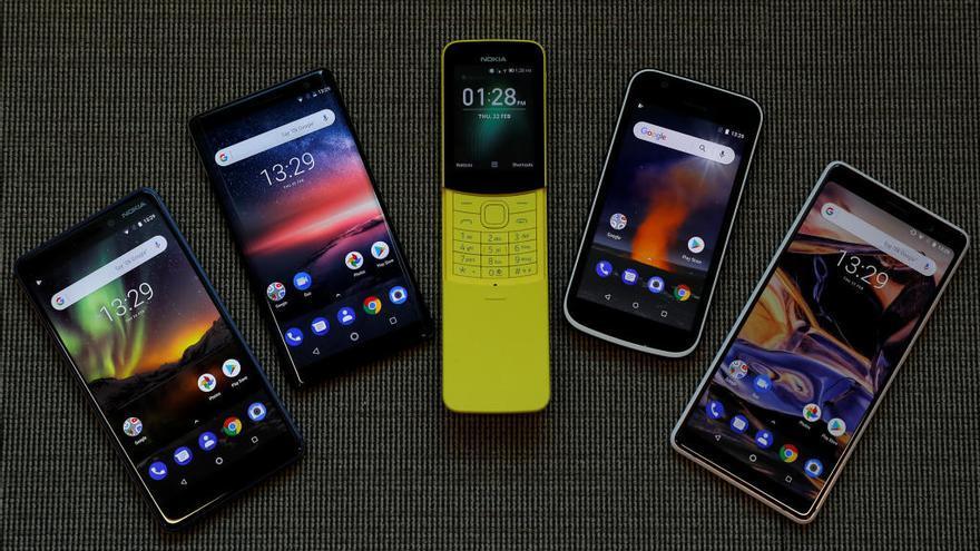 Nokia actualiza el 8110, el móvil de Matrix