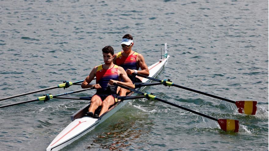 Balastegui acaba segon a la repesca i avança a les semifinals