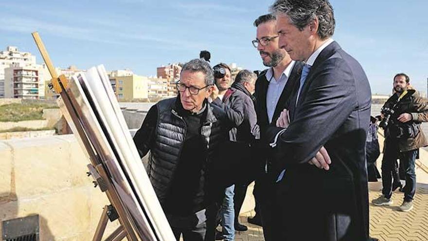 Elías Torres y José Antonio Martínez Lapeña, premio Nacional de Arquitectura