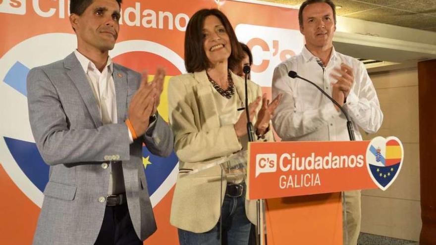 """Ciudadanos achaca a una ley electoral """"injusta"""" quedarse fuera del Parlamento"""