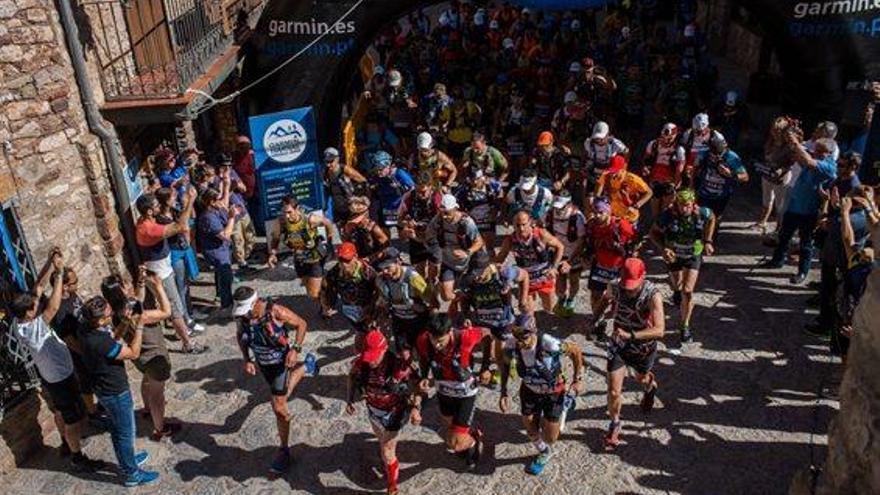 Castellar de n'Hug dóna el tret de sortida a la  Garmin Team Trail